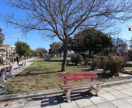 Βιοκλιματική ανάπλαση δυο μεγάλων πάρκων στον Δήμο Κορδελιού-Ευόσμου