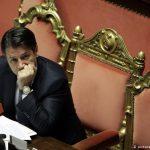 Επίκειται απόψε παραίτηση Κόντε,μεταδίδουν τα ιταλικά μέσα ενημέρωσης