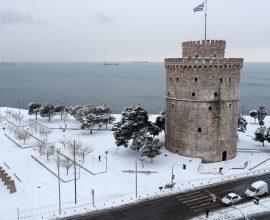 Επί ποδός για τον «Λέανδρο» ο μηχανισμός του Δήμου Θεσσαλονίκης