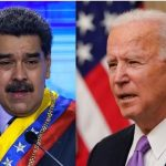 Ο Μαδούρο κάλεσε τον Μπάιντεν «να γυρίσουν σελίδα» ΗΠΑ-Βενεζουέλα