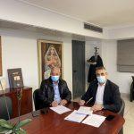 Τζιούμης: «Φτιάχνουμε και το κλειστό κολυμβητήριο της Τρίπολης»