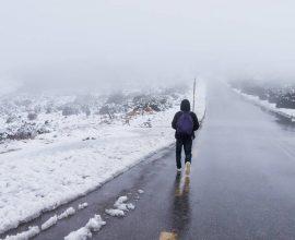 «Λέανδρος»: Δείτε LIVE πού χιονίζει στην Ελλάδα