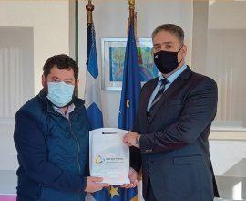 Δωρεά tablet σε μαθητές του Δήμου Λυκόβρυσης- Πεύκης