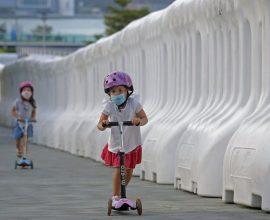 ΗΠΑ: Περίπου 2,5 εκ. παιδιά έχουν προσβληθεί από κορονοϊό