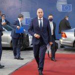 Στις Βρυξέλλες για το Συμβούλιο Εξωτερικών Υποθέσεων, ο Νίκος Δένδιας