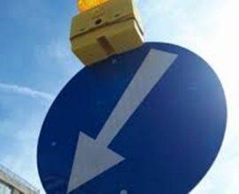 Δήμος Π. Φαλήρου: Κυκλοφοριακές ρυθμίσεις λόγω έργων κατασκευής της πεζογέφυρας
