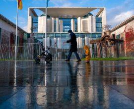 Γερμανία: Παράταση του lockdown μέχρι τις 14 Φεβρουαρίου
