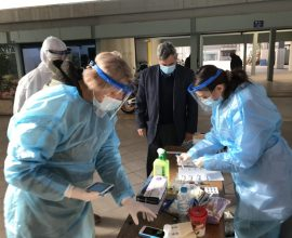 Δήμος Καλαμάτας: Αρνητικά όλα τα rapid test για κορονοϊό στην Κ.Α.Κ.