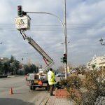 Αντικατάσταση φωτεινών σηματοδοτών σε κομβικά σημεία του Δήμου Κορδελιού-Ευόσμου