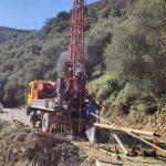 Σε εξέλιξη γεωτεχνικές έρευνες στο οικισμό Φωτακάδο του Δήμου Πλατανιά