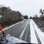 Στους δρόμους τα εκχιονιστικά του Δήμου Γρεβενών για τον αποχιονισμό οικισμών και κοινοτήτων