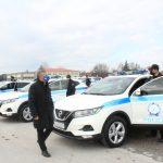 Περιφέρεια Θεσσαλίας: Ενίσχυση του στόλου των αστυνομικών υπηρεσιών με 68 νέα οχήματα