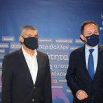 """Επίσκεψη Πέτσα στην Θεσσαλία – Αγοραστός: """"Η Περιφερειακή Διακυβέρνηση είναι το πιο δίκαιο μοντέλο πολιτικής συμπεριφοράς"""""""