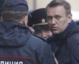 Το καθεστώς Πούτιν αδιαφορεί για τις διεθνείς εκκλήσεις για απελευθέρωση του Αλεξέι Ναβάλνι