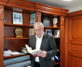 """Αμπατζόγλου: «Η Βορέειος Βιβλιοθήκη γίνεται ένα """"όπλο"""" για τα παιδιά»"""
