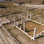 ΠΚΜ: Κτίριο εξυπηρέτησης των επισκεπτών στον αρχαιολογικό χώρο του ανακτόρου της Αρχαίας Πέλλας