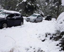 «Λέανδρος»: Σε ποια σημεία της Αττικής έχει διακοπεί η κυκλοφορία των οχημάτων
