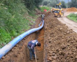 """Δήμαρχος Μεσσήνης: """"Η πρόσβαση σε δίκτυα καθαρού νερού αποτελεί αναγκαιότητα για κάθε κοινωνία"""""""