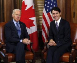 Ο Καναδός Τριντό ο πρώτος ηγέτης που θα συζητήσει ο Μπάιντεν- Αγκάθι ο πετρελαιαγωγός Keystone XL