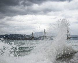 Κακοκαιρία σε δύο «κύματα» – Πού θα «χτυπήσουν» πιο έντονα τα φαινόμενα