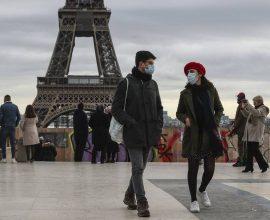 Κορονοϊός: Ένα εκατομμύριο Γάλλοι έχουν ήδη εμβολιαστεί
