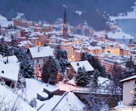 Κορονοϊός: Παραλλαγμένο στέλεχος εντοπίστηκε στο Σεν Μόριτζ της Ελβετίας