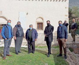 Από την «Αγία Λαύρα» της Κρήτης, η έναρξη των εκδηλώσεων για το '21
