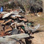 Δήμος Χαλανδρίου: Επιχείρηση καθαρισμού του οικοπέδου των 30 στρ. στη Σαρανταπόρου