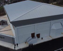 Θεσσαλία: Εγκαινιάστηκε το «σπίτι του Κένταυρου», το Κλειστό Γυμναστήριο Ζαγοράς