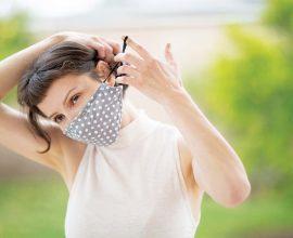 ΠΟΥ: Αποτελεσματικές και στα νέα στελέχη του κορονοϊού οι υφασμάτινες μάσκες