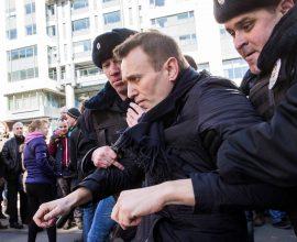 Το ρωσικό καθεστώς συνέλαβε τον Αλεξέι Ναβάλνι