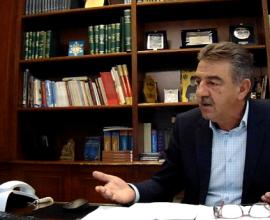 Τοποθέτηση του Δημάρχου Γρεβενών στην τηλεδιάσκεψη για το Πανεπιστήμιο Δ. Μακεδονίας