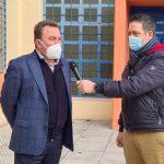 Rapid test στους εκπαιδευτικούς του Ασπρόπυργου παρουσία της Υφυπουργού Παιδείας και του Δημάρχου