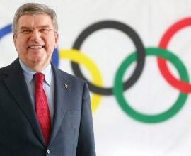 Μπαχ: «Εργαζόμαστε για να οργανώσουμε ασφαλείς Ολυμπιακούς Αγώνες»