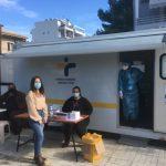 Δήμος 3Β: Με ικανοποιητική προσέλευση ολοκληρώθηκαν τα rapid test