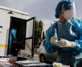 Κορονοϊός: Rapid test αντιγόνου με δείγμα σάλιου και στην Ελλάδα