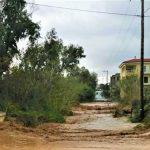 Π.Ε. Ρεθύμνου: 1.854.400 ευρώ για αποκαταστάσεις ζημιών οδικών υποδομών και αντιπλημμυρικά έργα