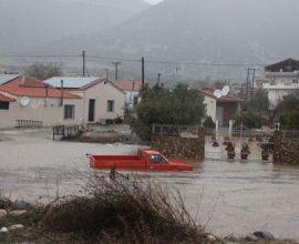 Δήμος Κομοτηνής: Έκτακτη ενίσχυση 1.000 ευρώ στις πλημμυροπαθείς οικογένειες του Μαυροματίου