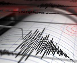 Σεισμός 4,3 Ρίχτερ ανοιχτά της Σητείας