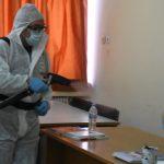 Ασπίδα πυροπροστασίας στα σχολικά συγκροτήματα του Δήμου Μάνδρας-Ειδυλλίας