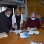 Συμβάσεις αναβάθμισης του αγροτικού δικτύου στους Δήμους Πύλου – Νέστορος και Τριφυλίας