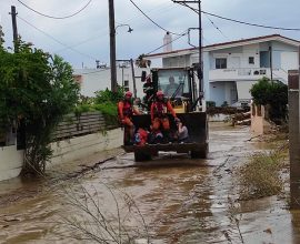 Δήμος Χαλκιδέων: Αποκατάσταση καταστροφών στη Δημοτική Ενότητα Ληλαντίων