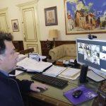 Δήμος Πύργου: Τηλεδιάσκεψη με θέμα τις οικονομικές επιπτώσεις της πανδημίας