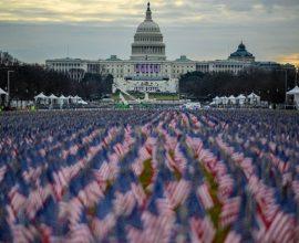Ορκίζεται 46ος Πρόεδρος των ΗΠΑ ο Τζο Μπάιντεν, εν μέσω μέτρων ασφαλείας και υγειονομικών πρωτοκόλλων