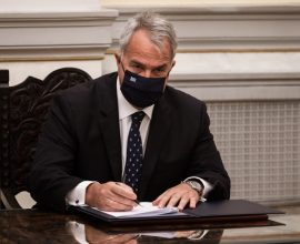 Βορίδης: «Πολύ πιθανό νέο lockdown αν χρειαστεί»
