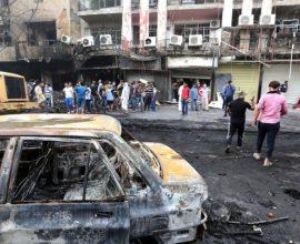 Λουτρό αίματος στη Βαγδάτη με 28 νεκρούς από βομβιστές αυτοκτονίας