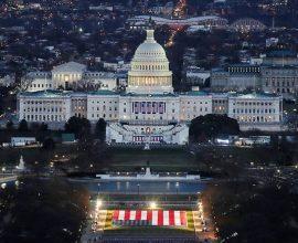 LIVE: Ορκωμοσία του Προέδρου Μπάιντεν