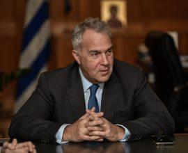 Βορίδης: «Καταστροφικός για τη λειτουργία της Αυτοδιοίκησης ο εκλογικός νόμος του ΣΥΡΙΖΑ»