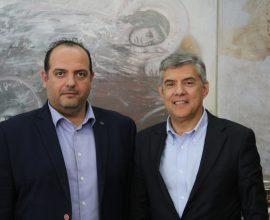Ενεργειακή αναβάθμιση του κτιρίου του ΤΕΕ στη Λάρισα με 2,5 εκατ. ευρώ από το ΕΣΠΑ Θεσσαλίας