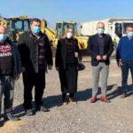Δήμος Δέλτα: Μόνιμο μηχανοκίνητο εξοπλισμό καθαριότητας αποκτούν οι Δ.Ε. Χαλάστρας και Αξιού